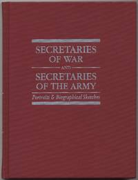 image of Secretaries of War and Secretaries of the Army: Portraits_Biographical Sketches