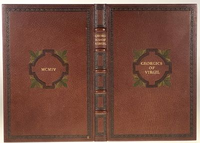 Oxford: H. Daniel, 1885. First edition. First edition. Original blue paper coverd boards with broad ...