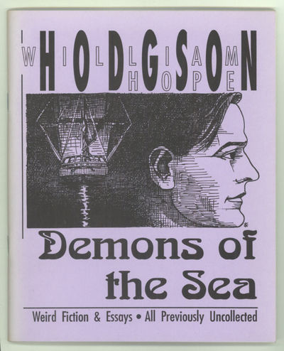 : Necronomicon Press, 1992. Octavo, pictorial wrappers, stapled. First edition. Seven stories of nau...