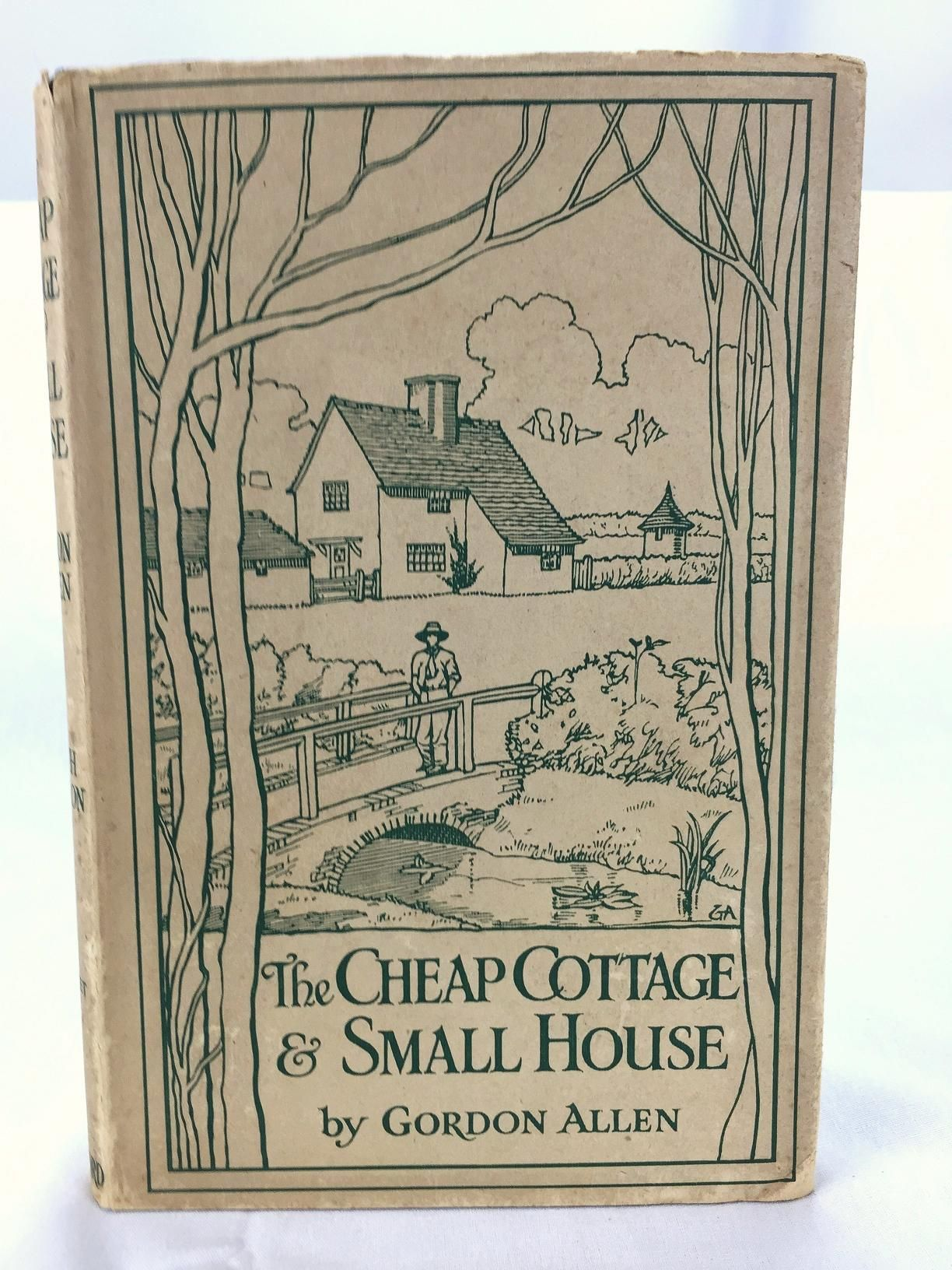 allan staines house building manual