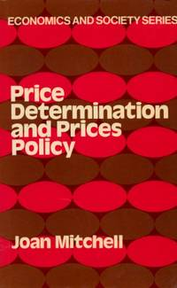 Price Determination and Price Policy