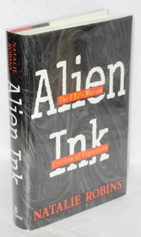 Alien ink; the FBI's war on freedom of expression