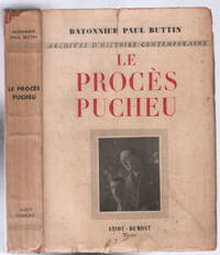 Le procès Pucheu (13 illustrations)