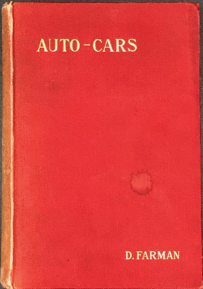 AUTO-CARS. CARS, TRAMCARS, AND SMALL...
