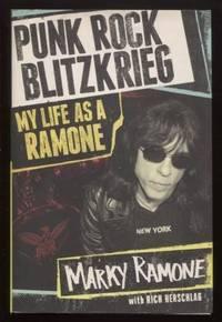 Punk Rock Blitzkrieg ;  My Life as a Ramone  My Life as a Ramone