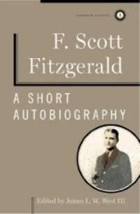 image of A Short Autobiography (Scribner Classics)