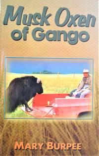 image of Musk Oxen of Gango
