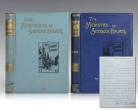 image of The Adventures of Sherlock Holmes With: The Memoirs of Sherlock Holmes.