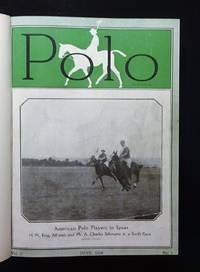POLO Magazine - 1928 & 1929, Volume II with 12 Bound Issues