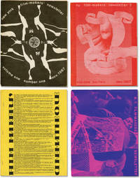 image of Archive of 41 issues of Filmmakers Newsletter, 1967-1971