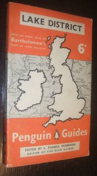 image of Lake District Penguin Guides