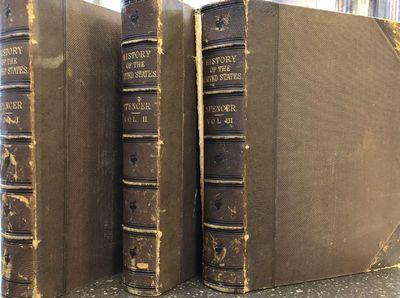 New York: Johnson, Fry and Company, 1858. First Edition. Hardcover. Quarto, 3 vols.; G; contemporary...