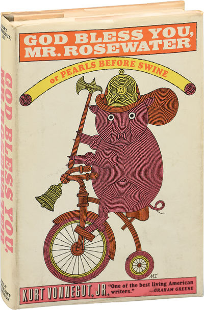 New York: Holt, Rinehart and Winston, 1965. First Edition. First Edition. Near Fine in a Very Good p...