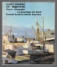 Saint-Pierre Et Miquelon Terre Francaise En Amerique Du Nord French Land  in North America