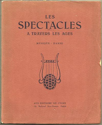 Paris: Aux Editions Du Cygne, . Wraps. Very good. 4to. Illustrated wraps. Mild handling wear. Spine ...