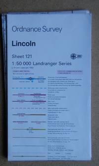 Lincoln. Landranger Sheet 121.