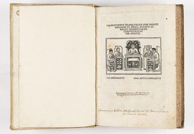 Suetonius Tranquillus cum Philippi...