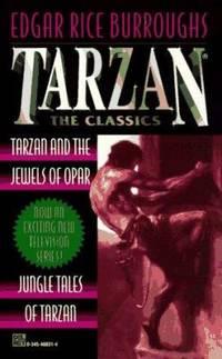 Tarzan 2-in-1 (Tarzan & the Jewels of Opar and Jungle Tales of Tarzan) (Tarzan the Classics) (v. 2) by  Edgar Rice Burroughs  - Paperback  - 1996  - from ThriftBooks (SKU: G0345408314I5N00)