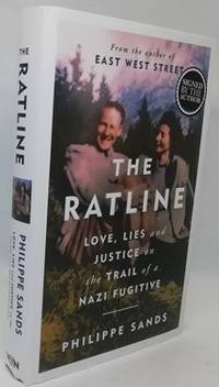 image of The Ratline: Love, Lies and Justice on the Trail of a Nazi Fugitive (Signed Bookplate)