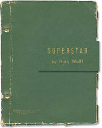 image of Superstar (Original script for an unproduced play)