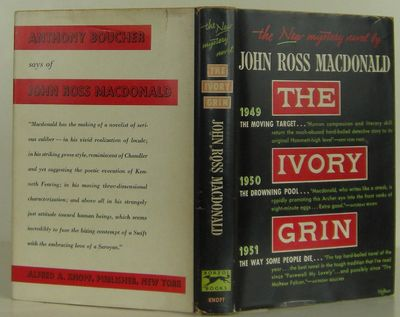 Alfred A. Knopf, 1952. 2nd Edition. Hardcover. Near Fine/Very Good. Near fine in a very good dust ja...