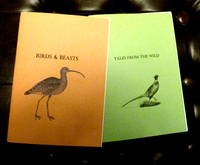 BIRDS & BEASTS/ TALES FROM THE WILD [POETRY CHAPBOOKS]