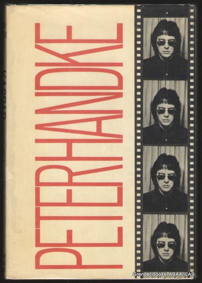 NY:: Farrar, Straus and Giroux,. Very Good in Very Good dust jacket. 1969. Hardcover. B000OK85SU . T...