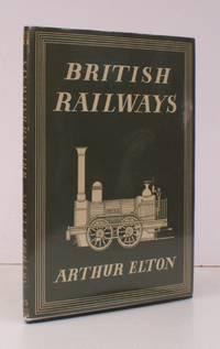 British Railways. Britain in Pictures. NEAR FINE COPY IN UNCLIPPED DUSTWRAPPER