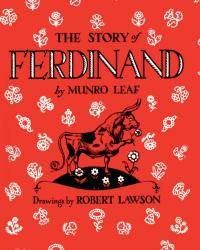 image of The Story Of Ferdinand (Turtleback School & Library Binding Edition) (Picture Puffin Books)