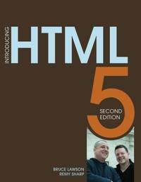 Introducing HTML5 2nd Edition