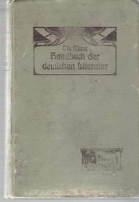 Handbuch der deutschen Literatur