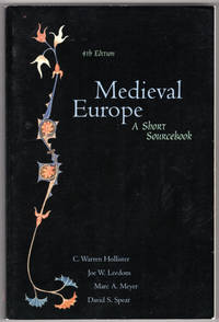 Medieval Europe: A Short Sourcebook by  David  Marc; Spear - Paperback - Fourth - 2001-10-31 - from Lake Country Books and More and Biblio.com