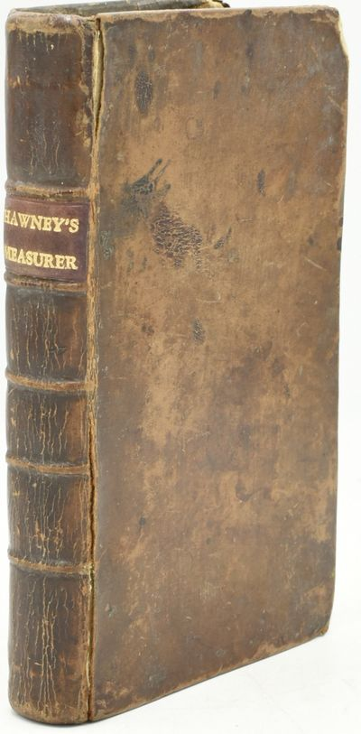 Dublin: I. Jackson, 1759. Fifth Edition. Full Leather. Very Good binding. Hawney's Measurer was a po...
