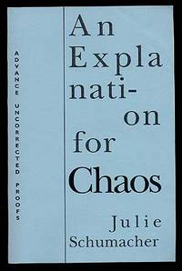 New York: Soho, 1997. Softcover. Fine. First edition. Uncorrected Proof. Fine in wrappers. Author's ...