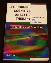 Introducing to Cognitive Analytic Therapy: Principles and Practice