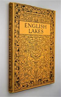 The English Lakes { in a  1911 DUST JACKET }