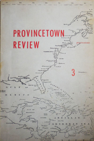 New York: Provincetown Review, 1960. First Edition. Paperback. Very Good. Third issue of this import...
