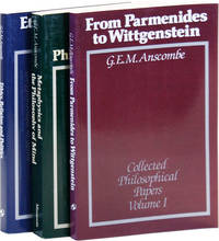 Collected Philosophical Papers (3 vols). 1: From Parmenides to Wittgenstein. 2: Metaphysics and the Philosophy of Mind. 3: Ethics, Religion and Politics