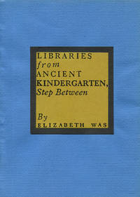 Libraries from Ancient Kindergarten, Step Between