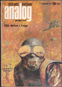 Analog Science Fiction / Science Fact, February 1972 (Volume 88, Number 6)
