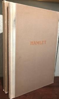 (HAMLET) Die Tragische Geschichte von Hamlet Prinzen von Danemark in deutscher Sprache