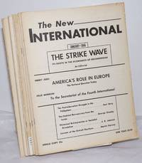 The New International; a monthly organ of revolutionary Marxism.  Volume 12, January 1946 to December 1946