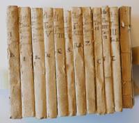 Medicinae Rationalis Systematique, Observationum Physico-Chymicarum Selectiorum, Operum Omnium Physico-Medicorum Supplementum, and Opuscula Medica Varii Argumenti, Seu Dissertationes Selectiores ( 12 Volume  Set )
