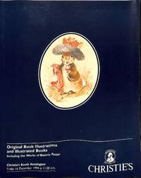 Sale 16 December 1994: Original Book Illustrations and Illustrated Books,  Incl. The Works of Beatrix Potter.