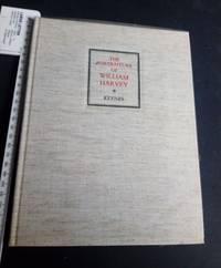 The Portraiture Of William Harvey the Thomas Vicary Lecture 1948 Limited Ed 1985
