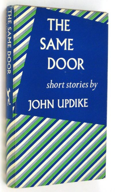 NY: Knopf. 1959. His third book and first collection of stories. Fine in a near fine, lightly rubbed...