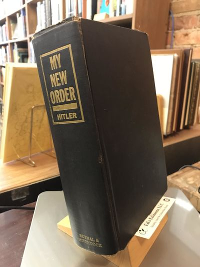 Reynal and Hitchcock, 1941. First Edition. Hardcover. Good. Black cloth boards are rubbed through at...