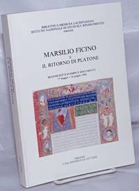 image of Marsilio Ficino e il Ritorno di Platone.  Mostra di Manoscritti tampe e Documenti 17 Maggio - 16 Giugno 1984
