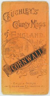 Cruchley's Road and Railway Map of the County of Cornwall.