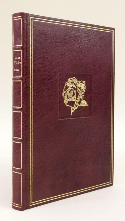 Bayreuth: Bear Press, 1982. No. 1 OF 10 COPIES ON VELLUM (plus a